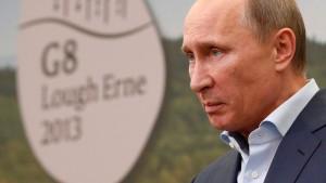 Putin muss sich auf lange Eiszeit einstellen