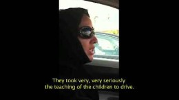 Manal Al Sharif widersetzt sich dem Fahrverbot