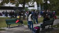 Zahl der Ausländer in Deutschland erreicht Rekordhoch