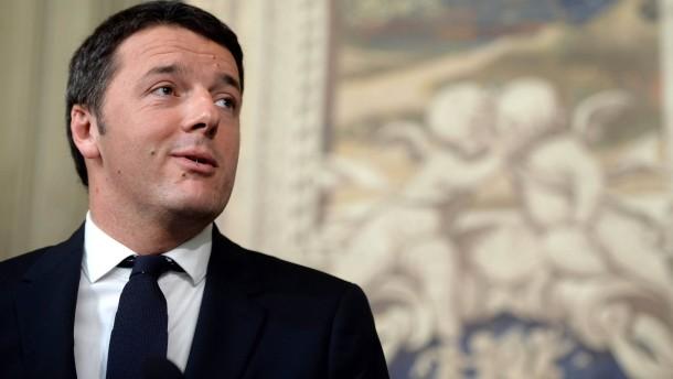 Renzi soll Regierung bilden