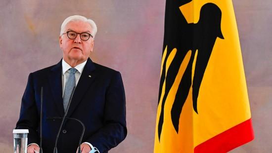 """Steinmeier: """"Werden solche Ausschreitungen nicht hinnehmen"""""""