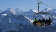 Skifahrer zahlen in der Schweiz verschiedene Preise für den gleichen Tagespass.
