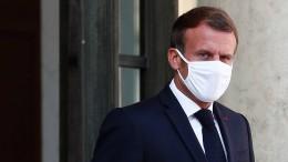 Die tiefe Krise von Macrons Präsidentenpartei