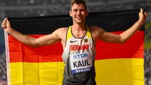 Zehnkämpfer Niklas Kaul gewinnt sensationell Gold