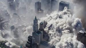 Nicht nur die Symbole der Demokratie wurden zerstört