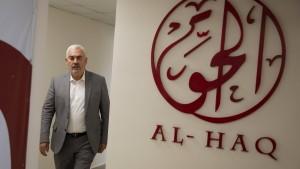 Heftige Kritik an Israels Einstufung palästinensischer NGOs