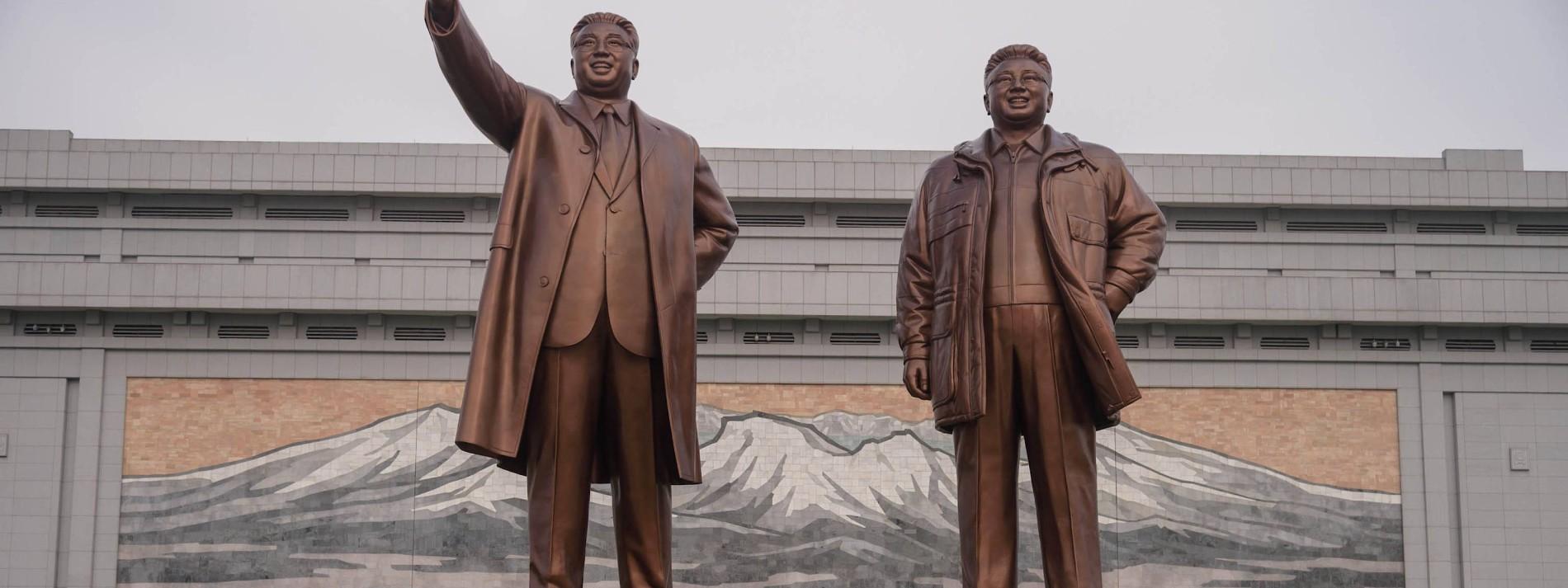 Nordkoreaner feiern Todestag von Staatsgründer Kim Il-sung