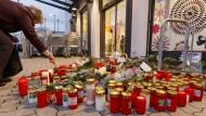 Tatort: In dem Drogeriemarkt von Kandel in der Pfalz wurde die fünfzehn Jahre alte Mia von einem afghanischen Flüchtling erstochen.