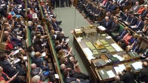 Britisches Unterhaus schließt No-Deal-Brexit aus