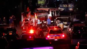 Sechsjähriger unter Opfern von Schüssen auf Volksfest