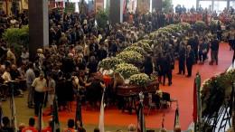 Italien gedenkt Opfern mit Staatsakt