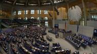 Generaldebatte in Bundestag