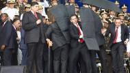 Maduro entgeht Anschlag
