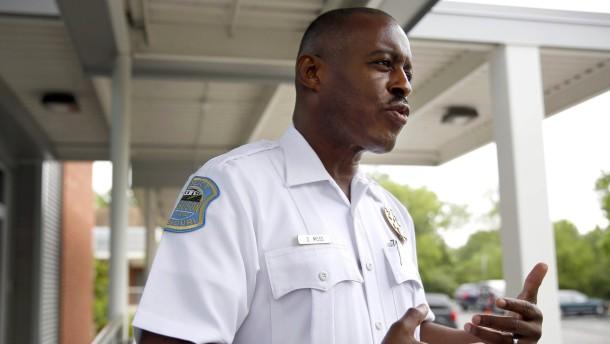 Fergusons Hoffnung heißt Delrish Moss