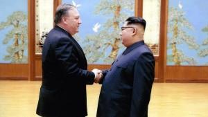 Pompeo reist am Wochenende nach Nordkorea