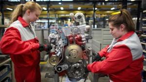 Wirtschaft rechnet mit 600.000 neuen Arbeitsplätzen