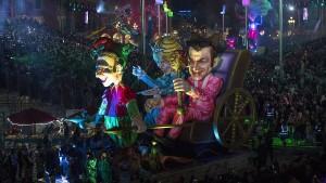 Karneval von Nizza trotzt Coronavirus