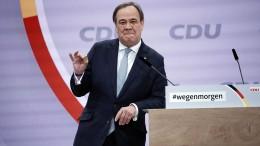 Armin Laschet zum neuen CDU-Vorsitzenden gewählt