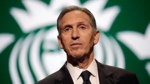 Will der ehemalige Kaffeekönig ins Weiße Haus?