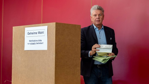 Stichwahlen in größten bayerischen Städten