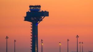 Deutsche Flugsicherung streicht Stellen