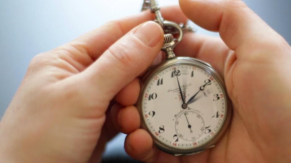 Zeit umstellen - Wie lange noch?