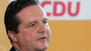 Strobl legt Mappus indirekt Parteiaustritt nahe