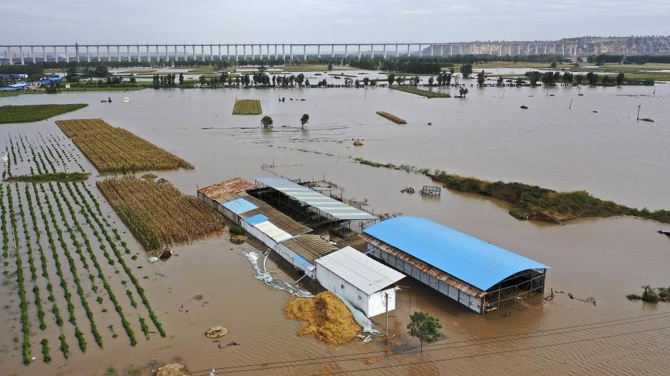Knapp 20.000 Häuser seien zerstört, rund 18.000 weitere schwer beschädigt worden.