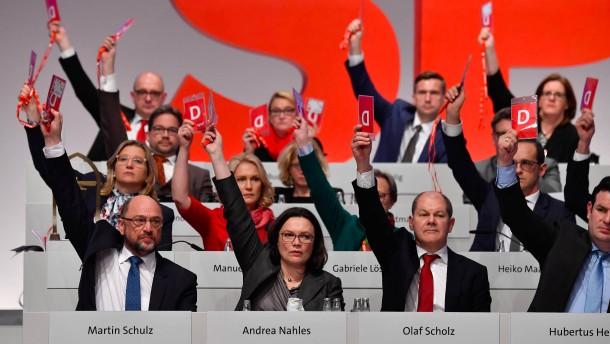 Der Zeitplan für den Koalitionspoker steht