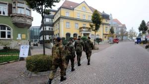 Was von der Bundeswehr übrig bleibt