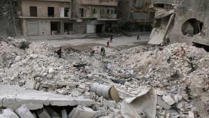 Amerikanisch-russische Syriengespräche vor dem Aus