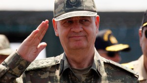 Ehemaliger Armeechef verhaftet
