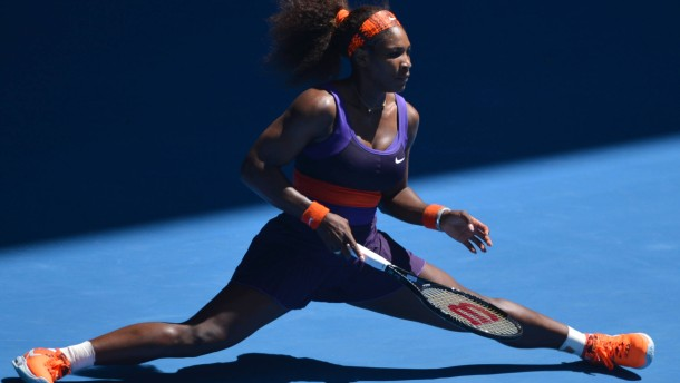 Serena Williams sensationell ausgeschieden