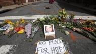 Was wir über den Charlottesville-Fahrer wissen