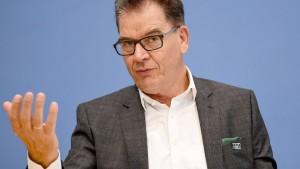 Müller fordert mehr Verantwortung für Klimawandel-Folgen