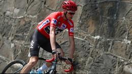 Radsportstar Chris Froome positiv getestet