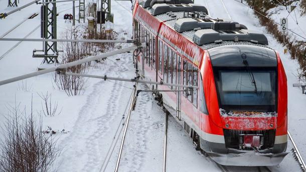 Bahn kämpft gegen Klimawandel