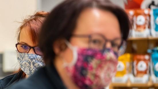 Hanau führt Maskenpflicht ein