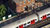 IS bekennt sich zu Anschlag von London