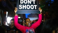 Schon wieder ein Schwarzer von der Polizei getötet