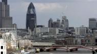 Der Handel mit Beteiligungen an der Londoner Gurke ist derzeit ausgesetzt.