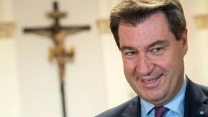 """""""Söder hat Christen einen Bärendienst erwiesen"""""""