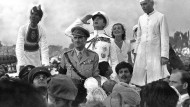 Die Teilung der ehemaligen Kolonie Britisch-Indien