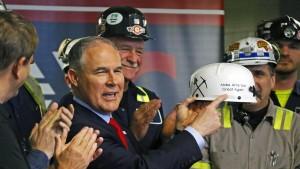 Amerikanische Umweltbehörde will Austritt aus Pariser Abkommen