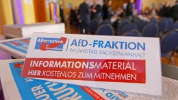 AfD Sachsen will gegen Mitglieder vorgehen