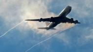 Mehr Spielraum: Macht der Frankfurter Flughafen weniger Lärm, sieht Offenbach für seine Entwicklung ganz neue Möglichkeiten.