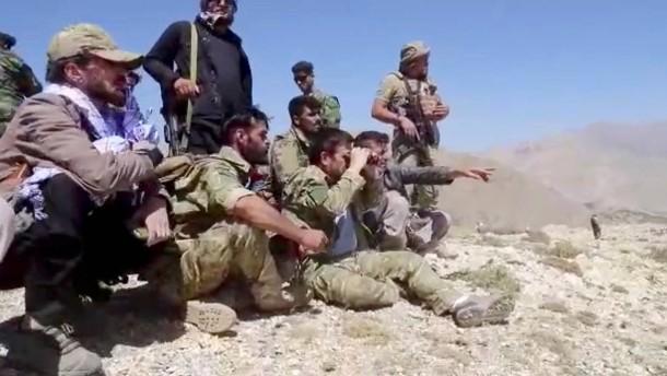 Half Pakistan den Taliban in Pandschir?