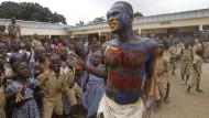 Tanzen gegen Ebola
