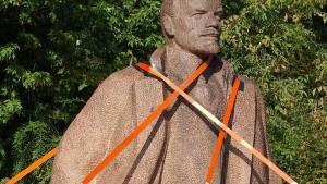 Lenin bleibt links liegen