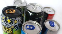Grüne wollen Energydrinks für Jugendliche verbieten